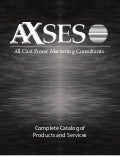 AXSES All Cast Power Marketing Catalog