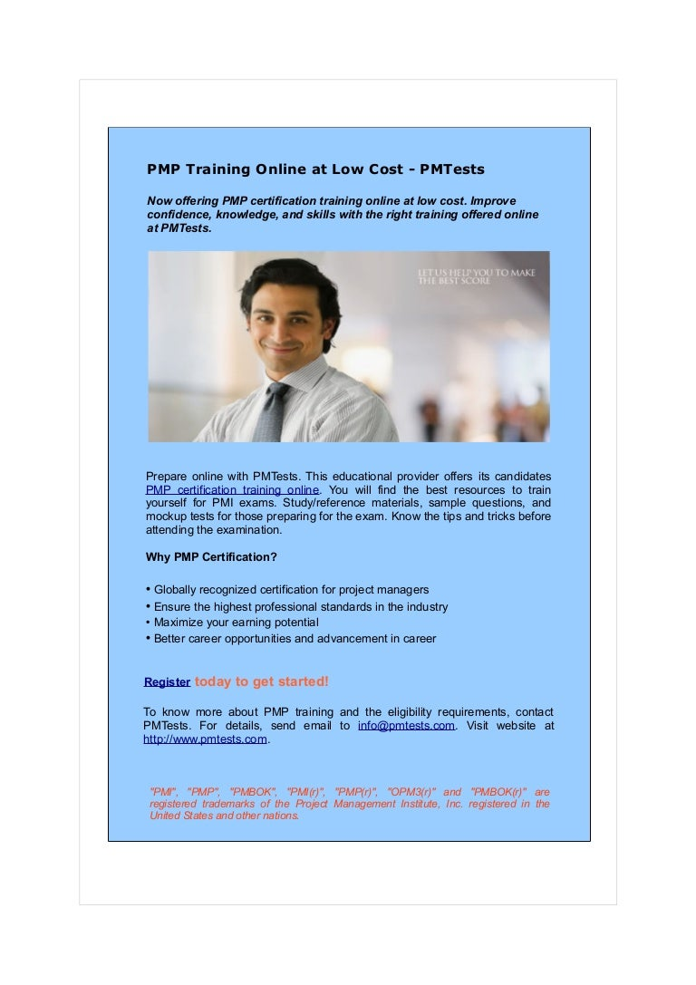 Pmp training online at low cost pmtests 1betcityfo Image collections
