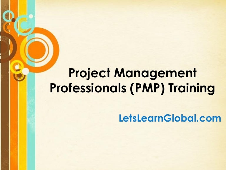 Pmp Online Training In Hyderabad Pmp Certification Training Pmp On
