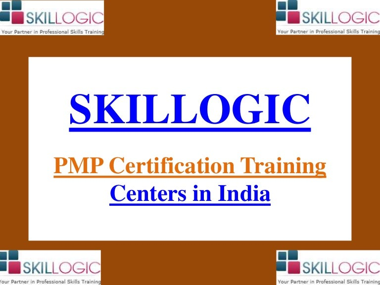Pmp Certification Training Centers In India