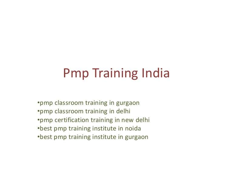 Pmp Training India