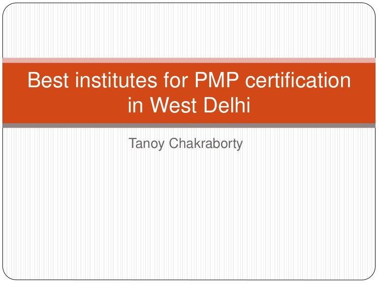 Pmp West Delhi