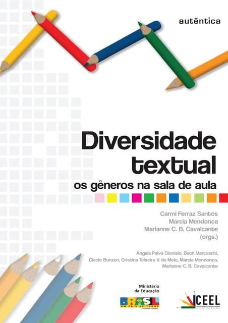 Pnaic unidade 5 diversidade textual generos_ler_cap_2