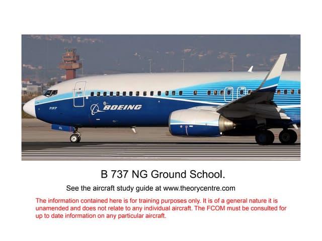 B737 NG Air Systems