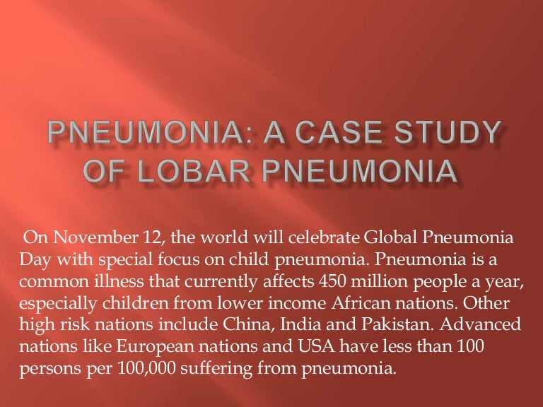 Meningococcal Pneumonia: Characterization and Review of ...