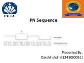 Pn sequence