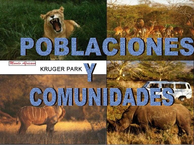 Población Ecología