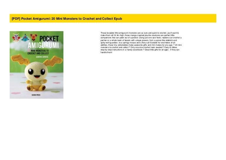 The Crochet Wildlife Guide ePub & PDF | Etsy | 543x768