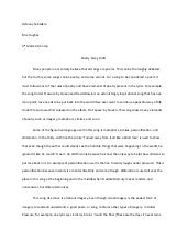 Protein Synthesis Essay Poetryessaydraftphpappthumbnailjpgcb Essays About Health Care also Science And Society Essay Poetry Essay Draft Thesis Example For Compare And Contrast Essay
