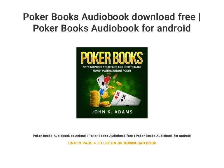 Poker Books Audiobook Download Free Poker Books Audiobook For Andro