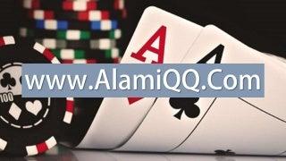 Poker Jackpot - AlamiQQ.com