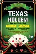 Poker League Texas Holdem