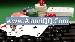 Poker Live - AlamiBet.com