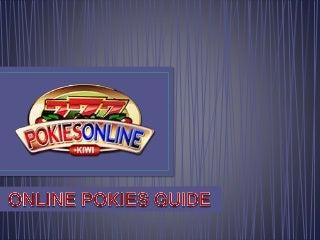 Online pokies guide