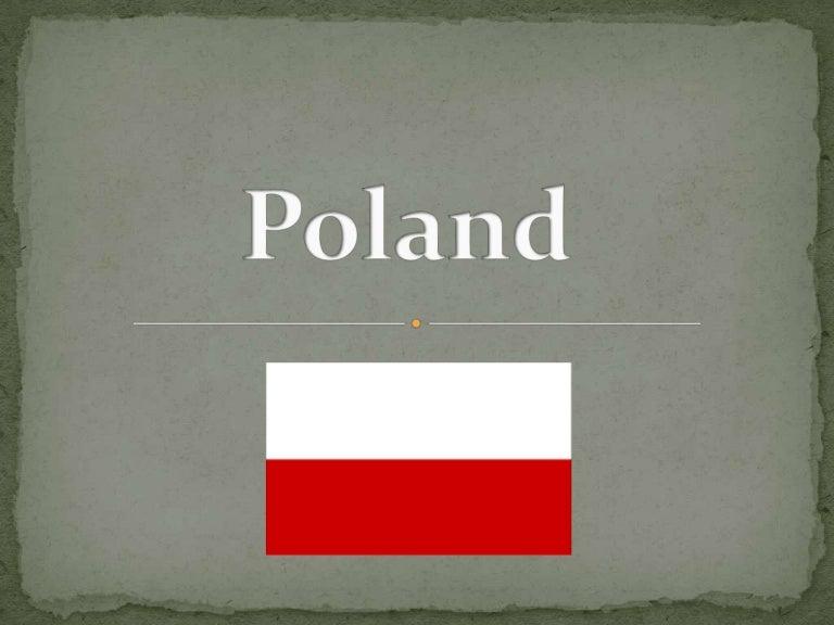 Poland and łódź pokaz