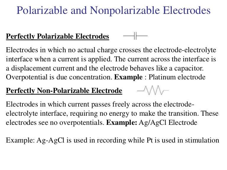 a336f989ef5 Polarizable non-polarizable electrode