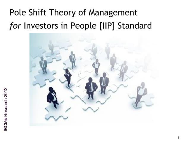 Pole shifttheoryofmanagement iip