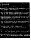 Bunny Man Police Report, Oct. 29, 1970