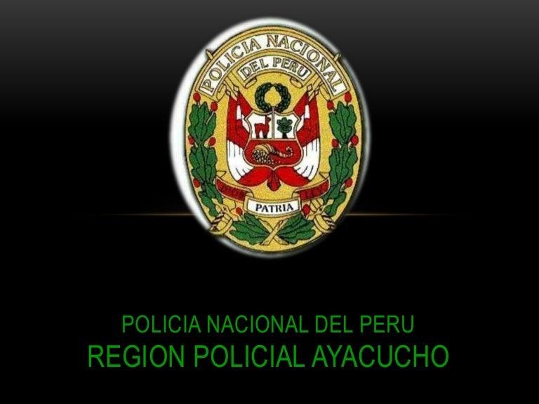 policia nacional del peru_juan butron