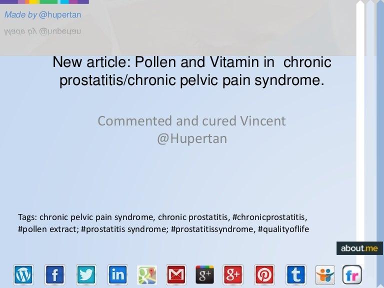 Prosztatagyulladás-vitamin