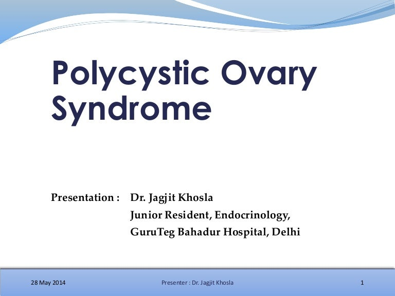 management of polycystic ovary syndrome Diagnosis and management of polycystic ovary syndrome is a comprehensive clinical reference work for primary care physicians, internists, general endocrinologists, obstetricians, gynecologists and students.