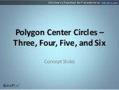 Concept Slides: Polygon Center Circles