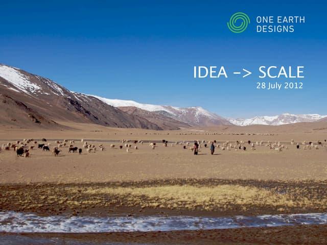 Poly u socent   idea -> scale