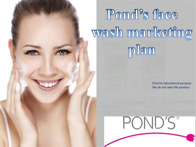 Pond's Re Positioning