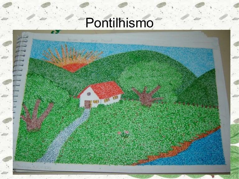 Pontilhismo 1