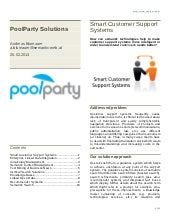 PoolParty Solutions