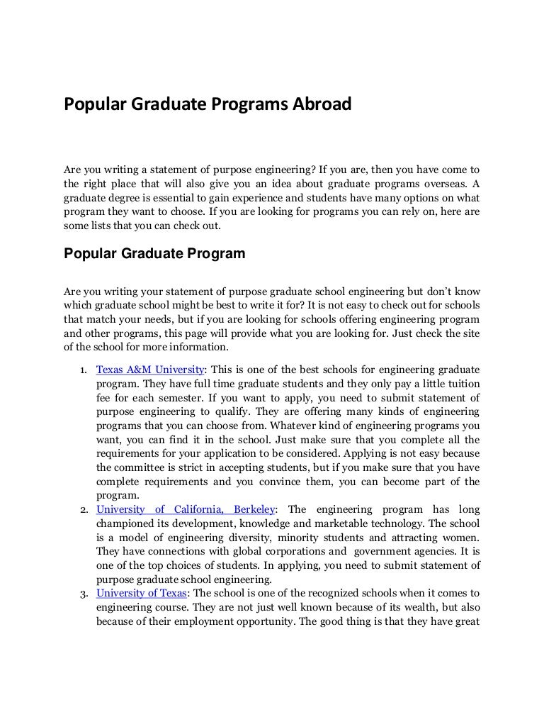 sample letter of intent for graduate school