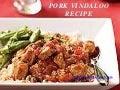 how to make pork vindaloo