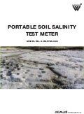 Portable Soil Salinity Test Meter by ACMAS Technologies Pvt Ltd.