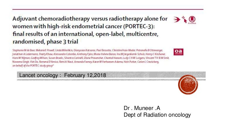 Endometrial cancer lancet, Hpv impfung wo