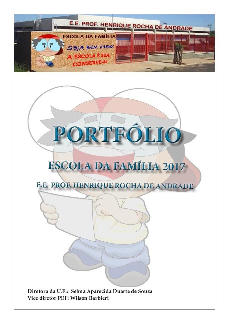 6100d16f9 Portfólio - Escola da Família 2017