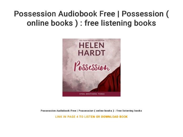 read possession by helen hardt online free