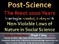 Post science next 2000 years