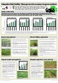 Poster2: Integrated soil fertility management in cassava-legume systems