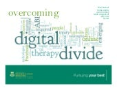 Overcoming the digital-divide: Engaging people with Acquired Brain Injury online