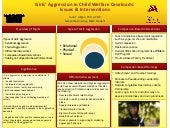 Girls' Aggression in Child Welfare Caseloads: Issues and Interventions