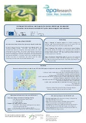 H2020 SC5 08-2018 - Innovative nature-based solutions for hydro-meteorological risk reduction