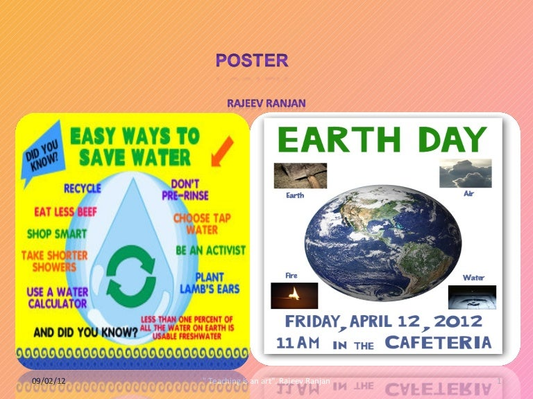 making posters on powerpoint