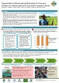 Opportunities for Mainstreaming BFN into Institutional Food Procurement Programs in Brazil