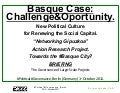 Scientifical Paper on political governance governance large scale projects basque case challenge&oportunity towards the basque city