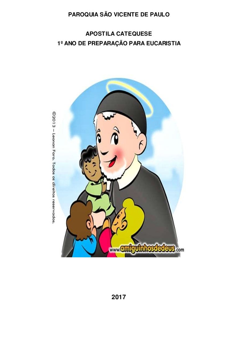 1º Ano De Eucaristia