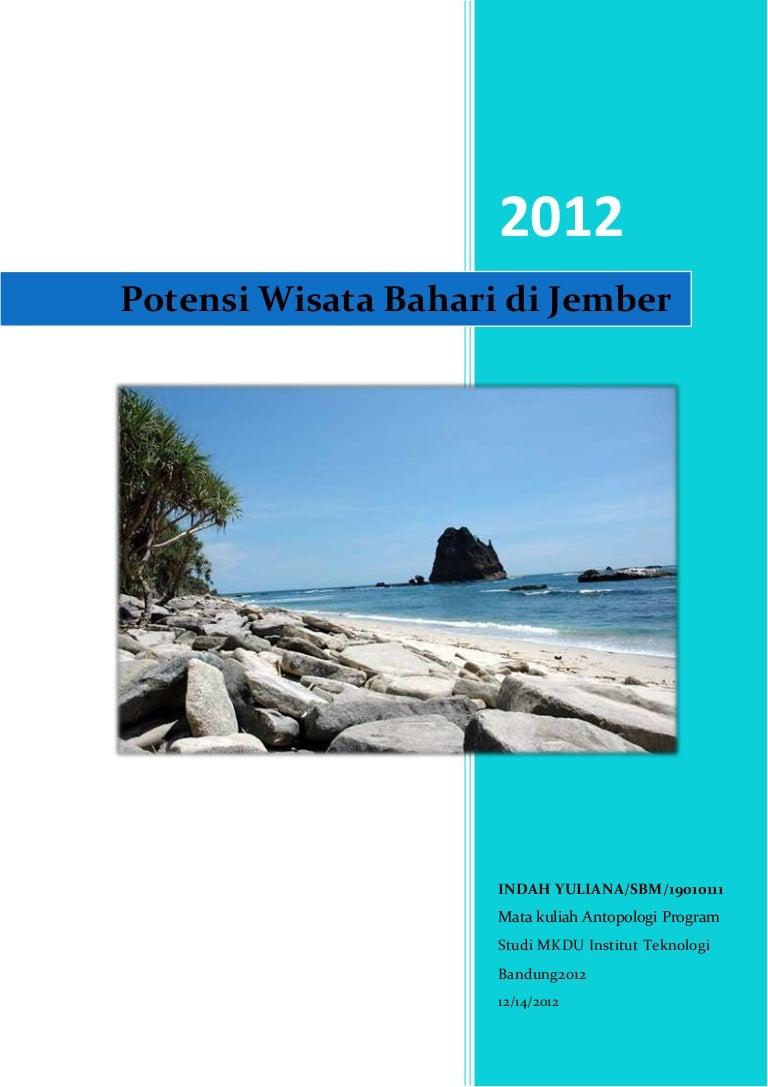 Potensi Wisata Bahari Di Jember Jawa Timur