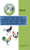 Poultry project report
