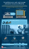 Consolidate your work and manage datacenter resources efficiently - Infographic