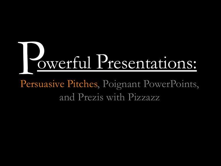 nextgen powerful presentations