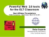 Powerful web20 tools